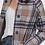 Thumbnail: Austar plaid coat by Greylin