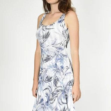 Komarov Chiffon Dress