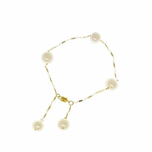 Mabel Chong Buttermint Pearl Bracelet