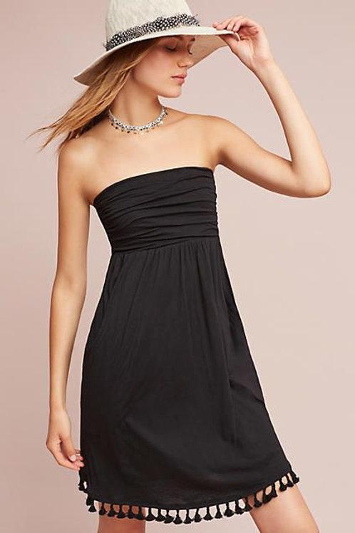 Velvet Monique Strapless Dress