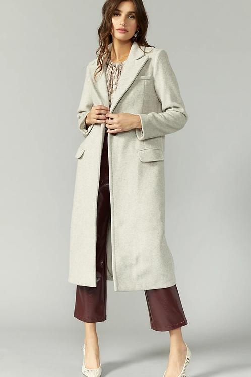 Greylin Brushed Ona Coat