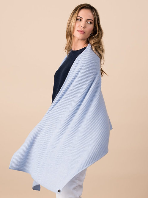 Cashmere Travel wrap by Margaret O'Leary