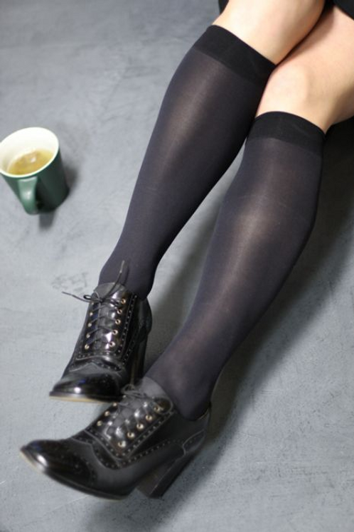 Trentata knee-hi trouser sock by B.ella