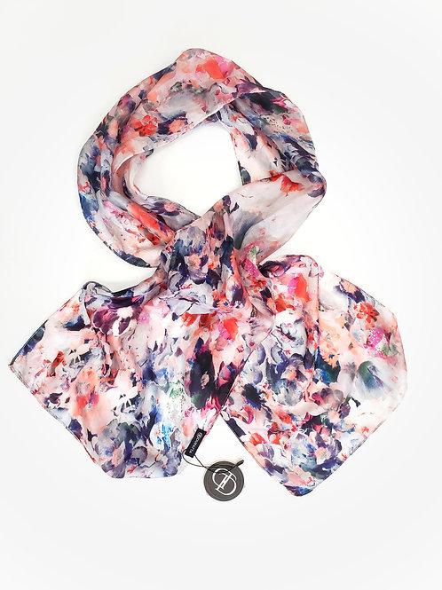 Lynette watercolor scarf