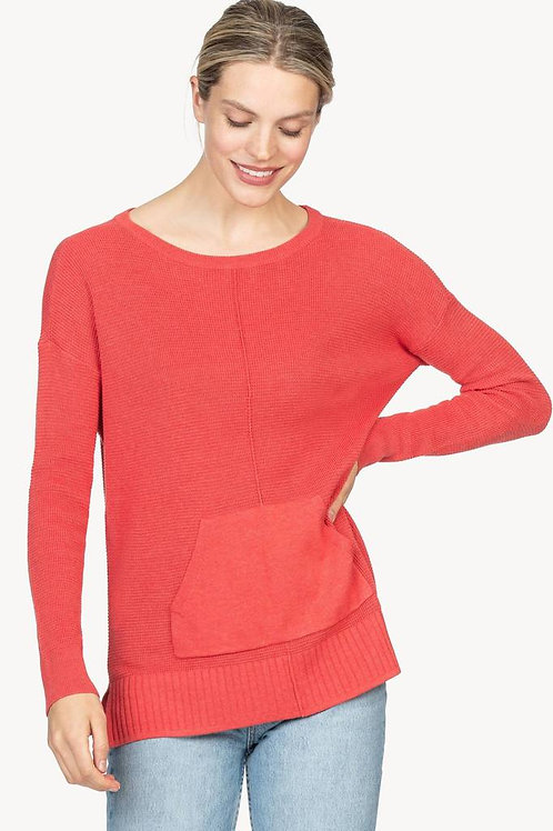 Boatneck Tunic by Lilla P