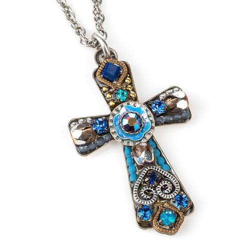 Ayala Bar Small Cross Necklace