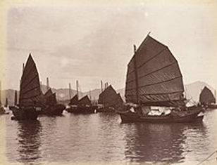 220px-Guangzhou,_Chinese_Boats_by_Lai_Af