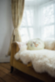 Boutique Bed and Breakfast interior photography