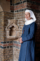 Call the Midwife Jenny Agutter Portrait Photography Stills Photographer