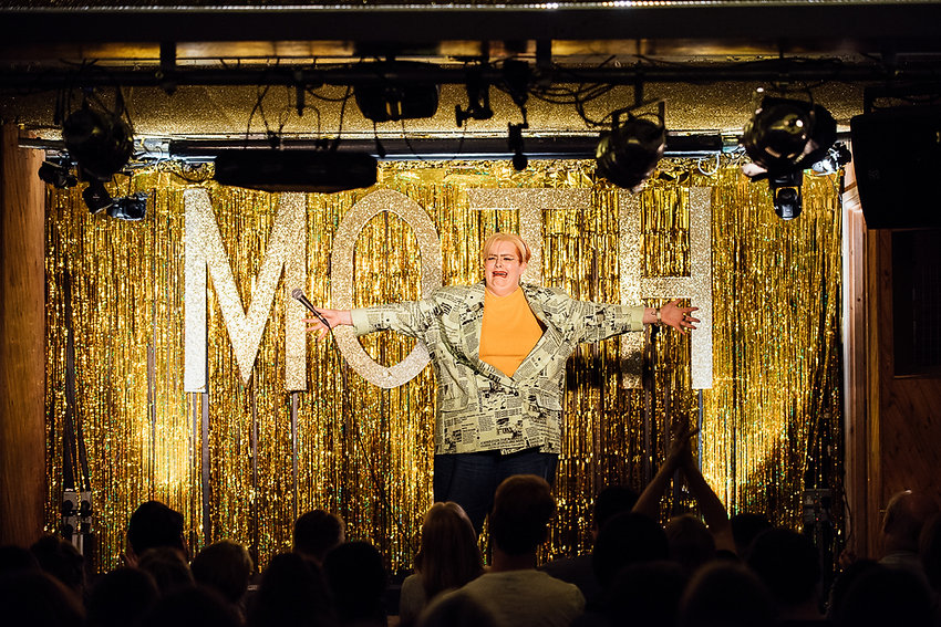 Comedian Vice Portrait Photographer Dying on Stage Documentary Quit Smoking Jayde Adams Moth Club London