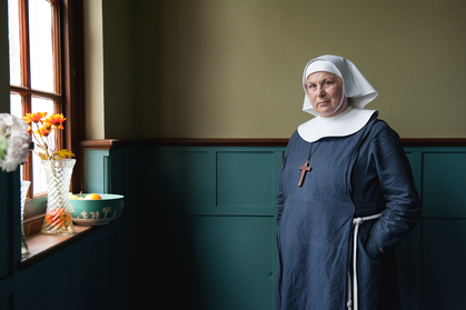 Call the Midwife, BBC, Pam Ferris
