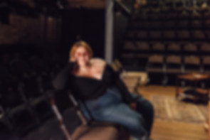 Jayde Adams Rich Wilson Comedian Portrait Photography Vice Portrait Dying on Stage Documentary
