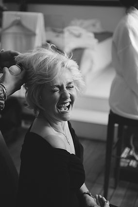 Amanda Burton Portrait Photographer Black and White Photography