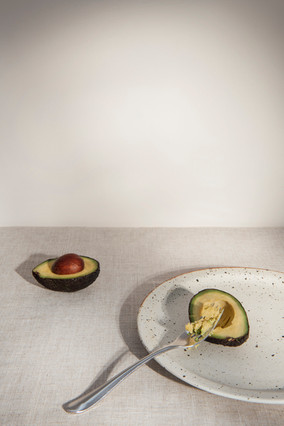 Still life photography isolation creation food