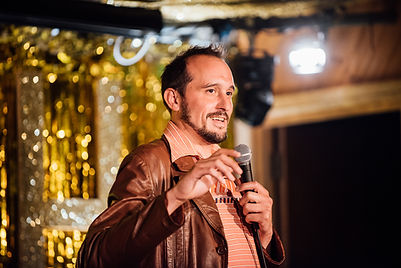 Moth Club London Comedian Vice Portrait Photographer Dying on Stage Documentary Quit Smoking Phil Ellis