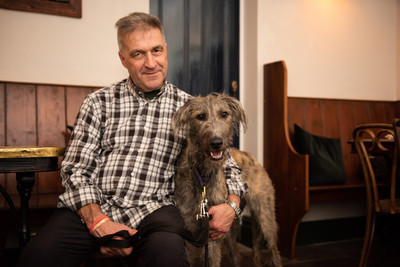 The Calder Vale Pub and Hotel Wakefield Dog Friendly Pub Awards Portrait Photographer