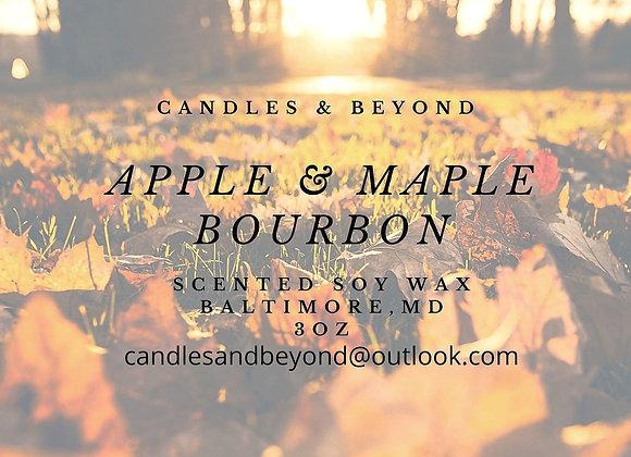 APPLE & MAPLE BOURBON