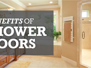 Benefits of Shower Doors