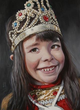 Child Portrait II
