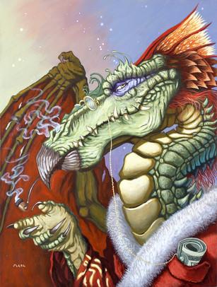 The Stingy Dragon
