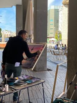 Ambiente 27 - Pintores