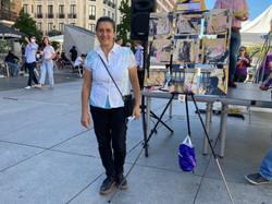 Pintores - Primer premio - Lourdes Álvarez Mateo