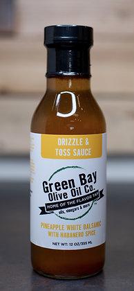 Drizzle & Toss - Pineapple Habanero