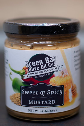 Sweet and Spicy Mustard