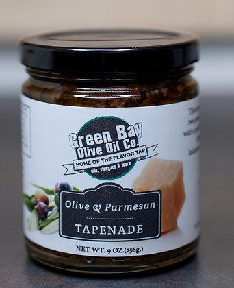 Olive Parmesan Tapenade