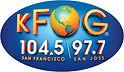 kfog san francisco logo