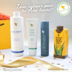 Aloe lovers, pour les amoureux de l'Aloe Vera. 4 produits à l'Aloe Vera à utiliser au quotidien et p