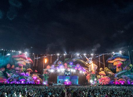 Great staging ideas from the world of concerts & festivals
