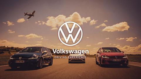 Volkswagen - Driving experience