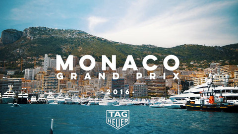 Tag Heuer - Grand Prix de Monaco