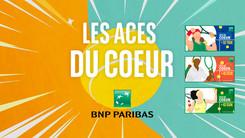 BNP Paribas - Aces du coeur