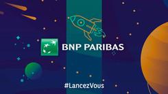 BNP Paribas - #LancezVous