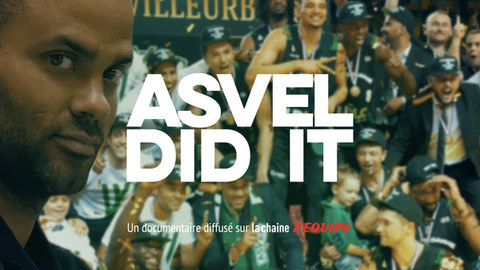 Asvel Did It - Tony Parker