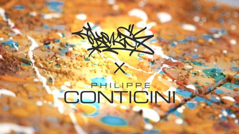 Kongo x Philippe Conticini