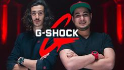 G-Shock - Simon Nogueira x Gotaga