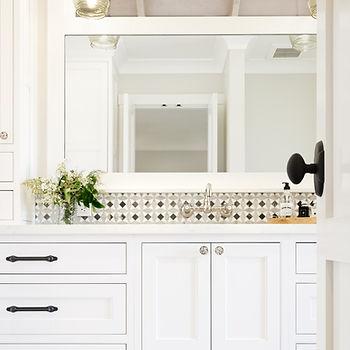 KBG Design Black & White Bathroom