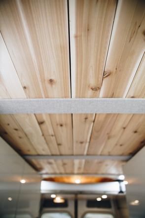 Cedar Ceilings