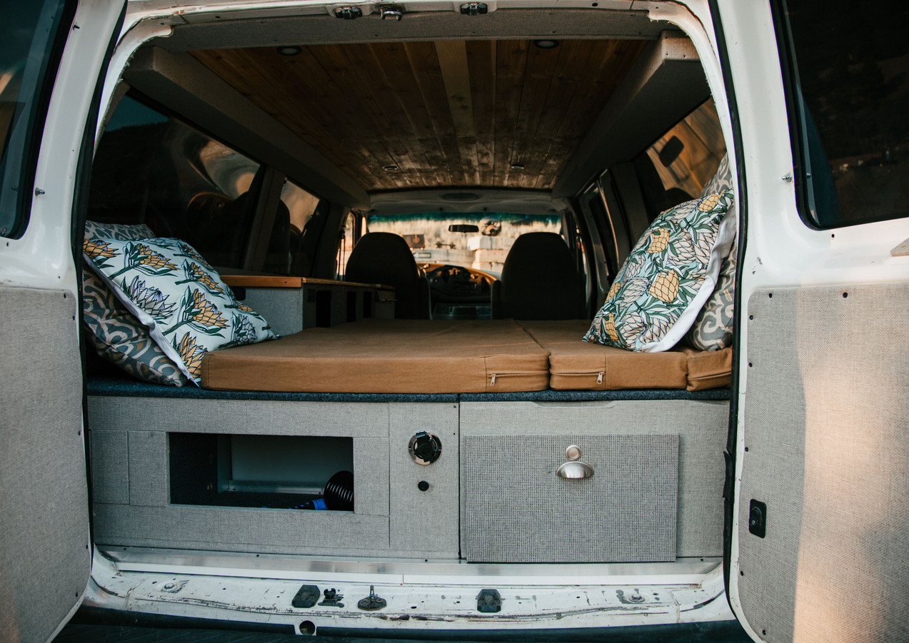 Ford e350 4x4 Conversion