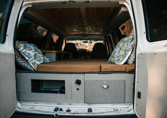 Ford e350 4x4 Conversion