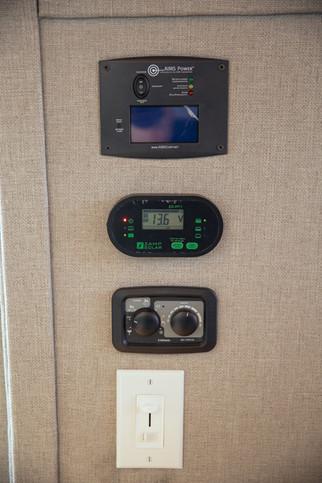 Grey Wolf Control Panel