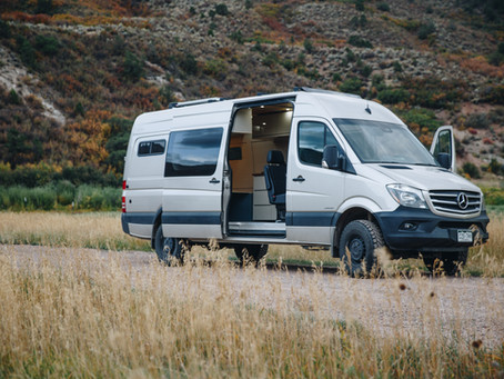 Looking for a new 4WD Sprinter? Good luck.