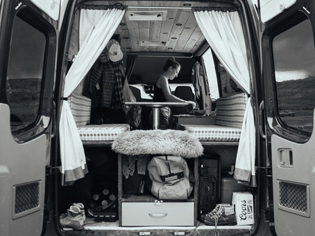 Opting for Open Space and Flexibility, #VanLife Continues to Surge