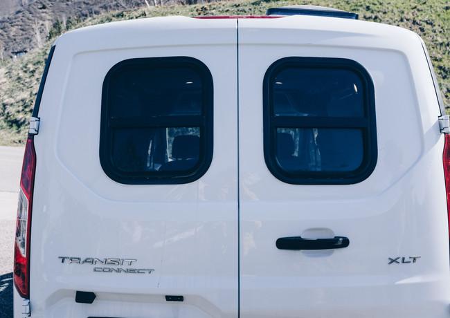 Rear Window Install