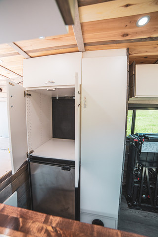 Aspen Custom Vans - Promaster Campervan