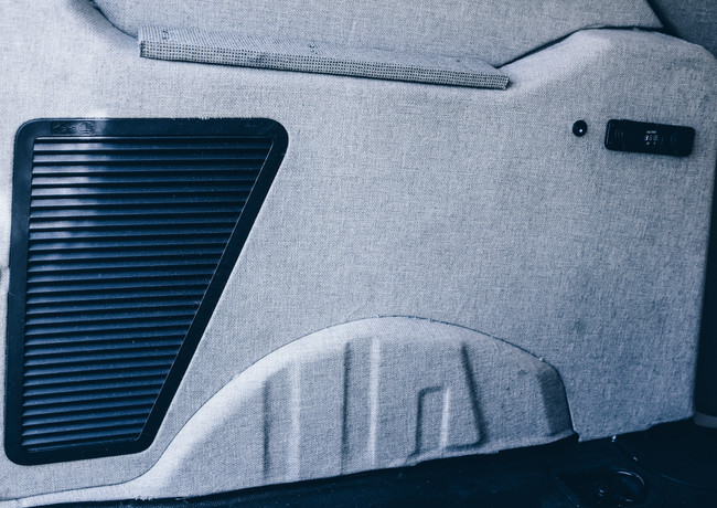 Custom Upholstery Detail