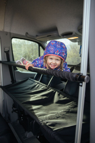 Cabbunk Double Bunk Bed System